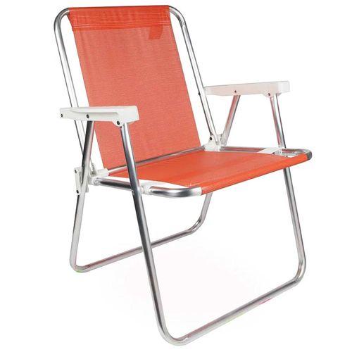 Cadeira-de-Praia-Aluminio-Alta-Mor-Sannet-Coral