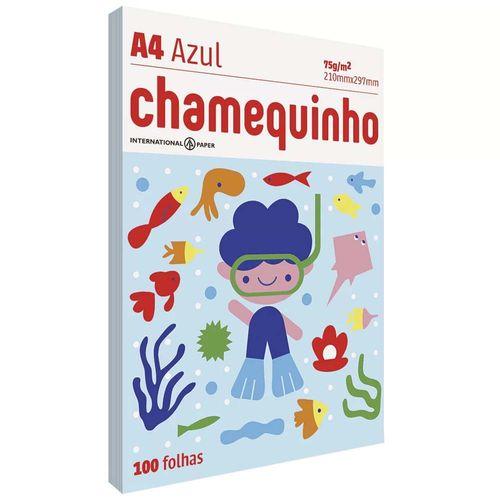 Papel-Sulfite-A4-Chamequinho-Azul-100-Folhas
