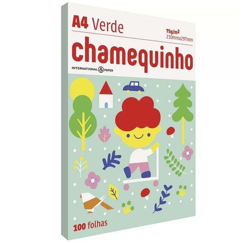 Papel-Sulfite-A4-Chamequinho-Verde-100-Folhas