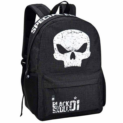 Mochila-Escolar-Black-Skull-Clio-Style-BS3212