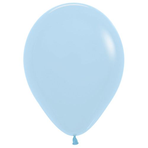 Bexiga-R-12-Fashion-Azul-Celeste-Sempertex-50-Unidades
