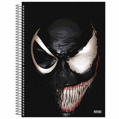 Caderno-Universitario-1-Materia-Venom-80-Folhas-Sao-Domingos
