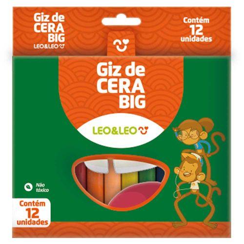 Giz-de-Cera-12-Cores-Big-Leo-e-Leo