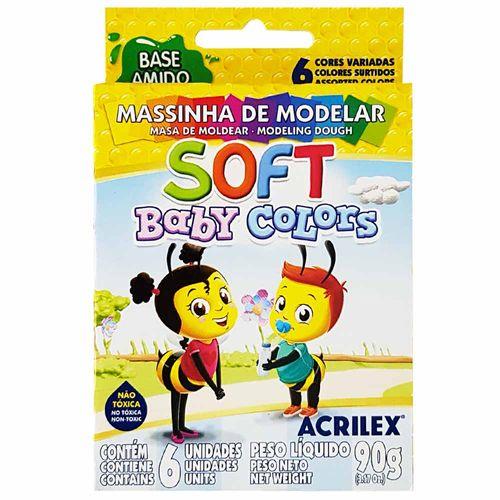Massinha-de-Modelar-6-Cores-Soft-Baby-Colors-Acrilex