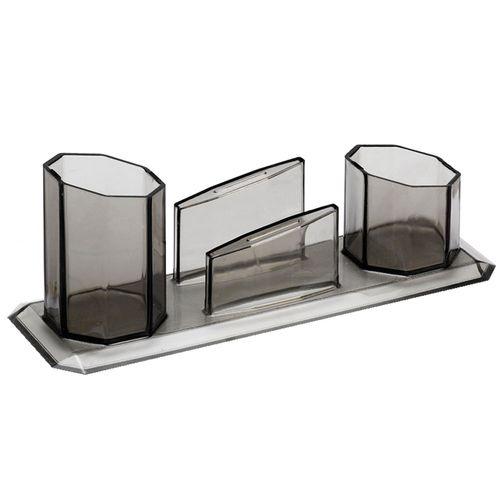 Porta-Caneta-Clips-e-Lembrete-Acrilico-Fume-Waleu
