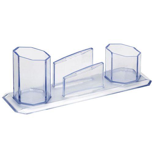 Porta-Caneta-Clips-e-Lembrete-Acrilico-Cristal-Waleu