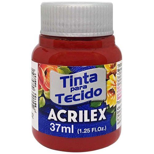 Tinta-para-Tecido-37ml-632-Vermelho-Profundo-Acrilex