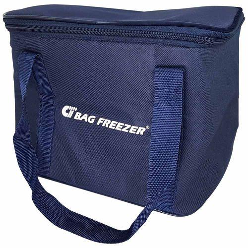 Bolsa-Semi-Termica-10-Litros-Nylon-Azul-Bag-Freezer