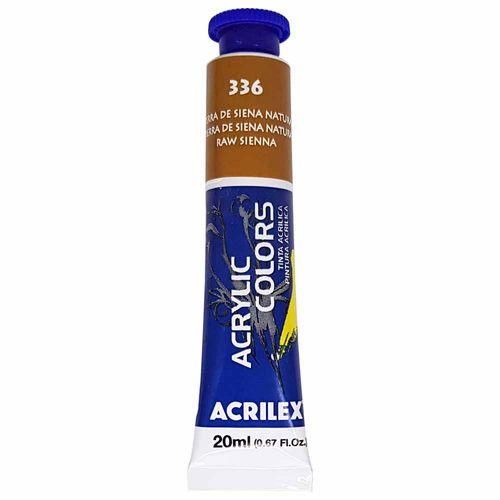 Tinta-Acrilica-Acrylic-Colors-20ml-336-Terra-de-Siena-Natural-Acrilex