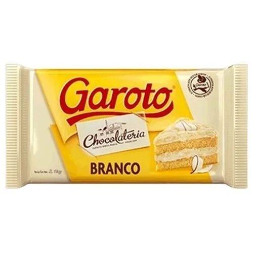 Chocolate-Garoto-Barra-21Kg-Branco