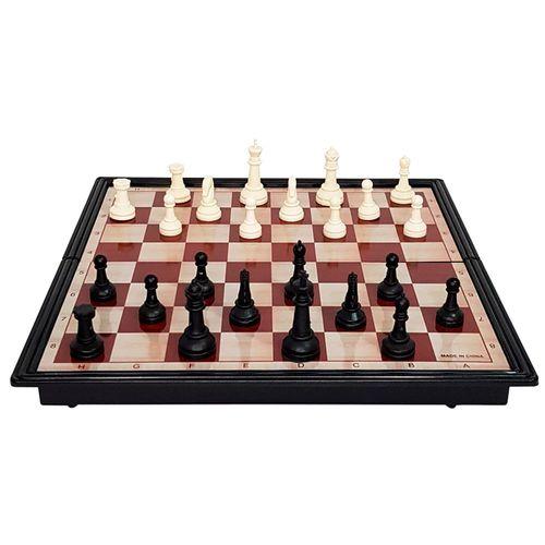 Jogo-de-Xadrez-Magnetico-Dobravel-Redstar