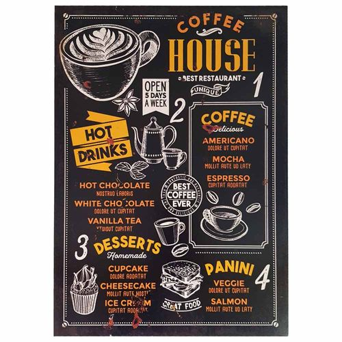 Quadro-Decorativo-36x25cm-Coffee-Rocie
