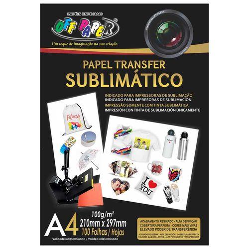 Papel-Transfer-Sublimatico-A4-100g-Off-Paper-100-Folhas