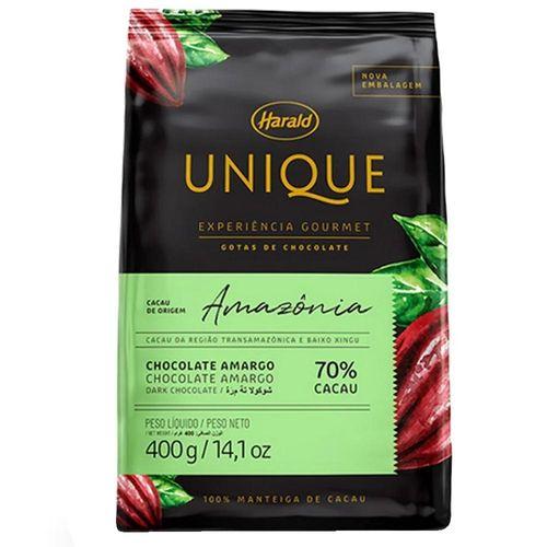 Chocolate-Harald-Unique-Gotas-400g-Amargo