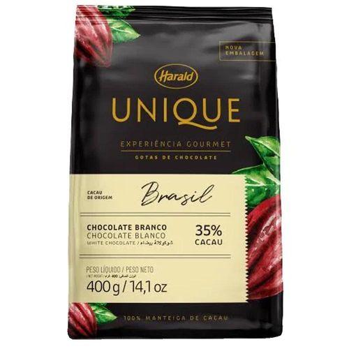 Chocolate-Harald-Unique-Gotas-400g-Branco