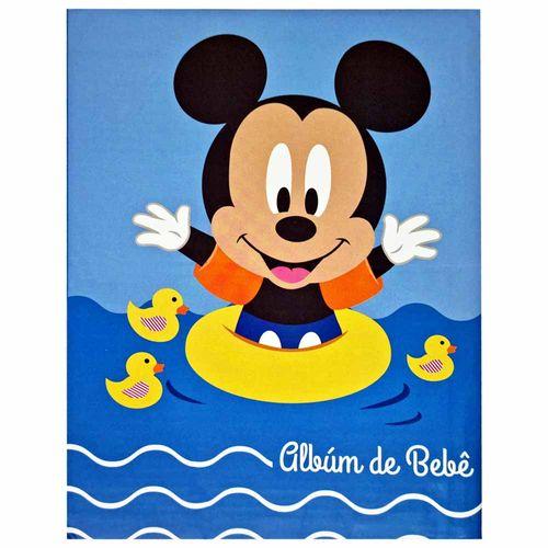 Album-de-Fotos-10x15cm-Baby-Mickey-40-Fotos-Etipel