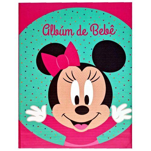 Album-de-Fotos-10x15cm-Baby-Minnie-40-Fotos-Etipel