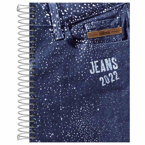Agenda-2022-Espiral-Jeans-M4-Tilibra