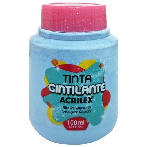 Tinta-PVA-Cintilante-100ml-992-Azul-Soft-Acrilex