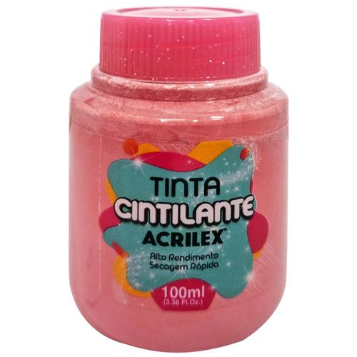 Tinta-PVA-Cintilante-100ml-828-Rosa-Antigo-Acrilex