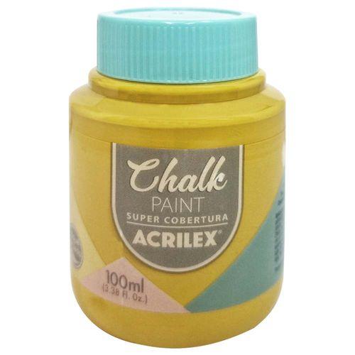 Tinta-Chalk-Paint-100ml-849-Acafrao-Acrilex