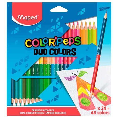 Lapis-de-Cor-48-Cores-Color-Peps-Duo-Colors-Maped
