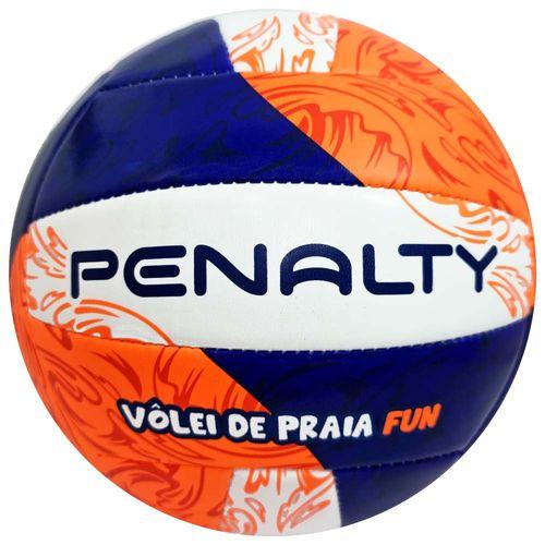 Bola-de-Volei-de-Praia-Penalty-Fun-Laranja