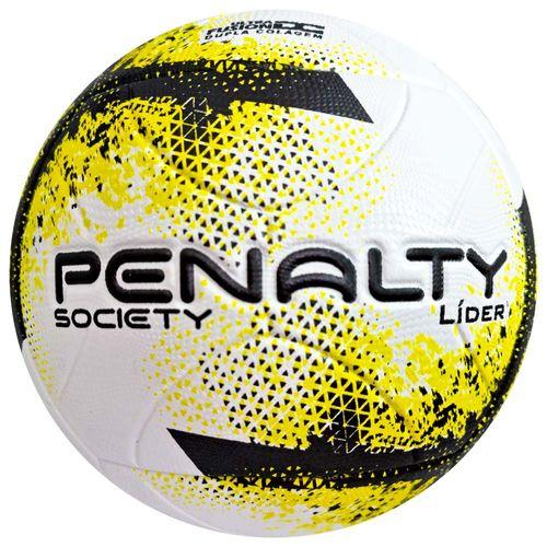 Bola-de-Futebol-Penalty-Lider-Society-Amarela