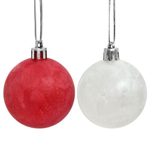 Bola-de-Natal-5cm-Vermelha-e-Branca-Wincy-9-Unidades