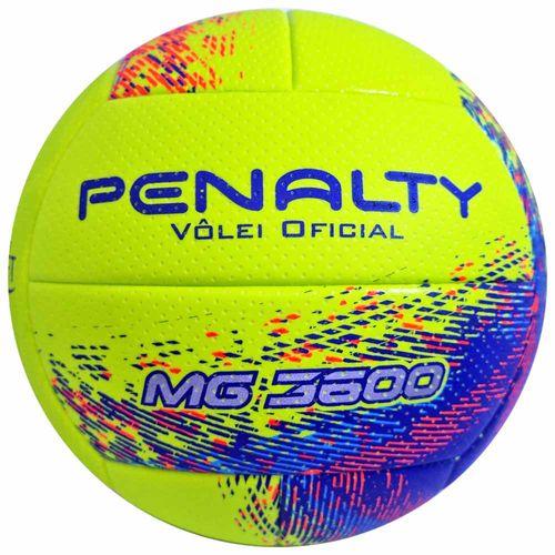 Bola-De-Volei-Penalty-Oficial-Mg-3600-Amarela