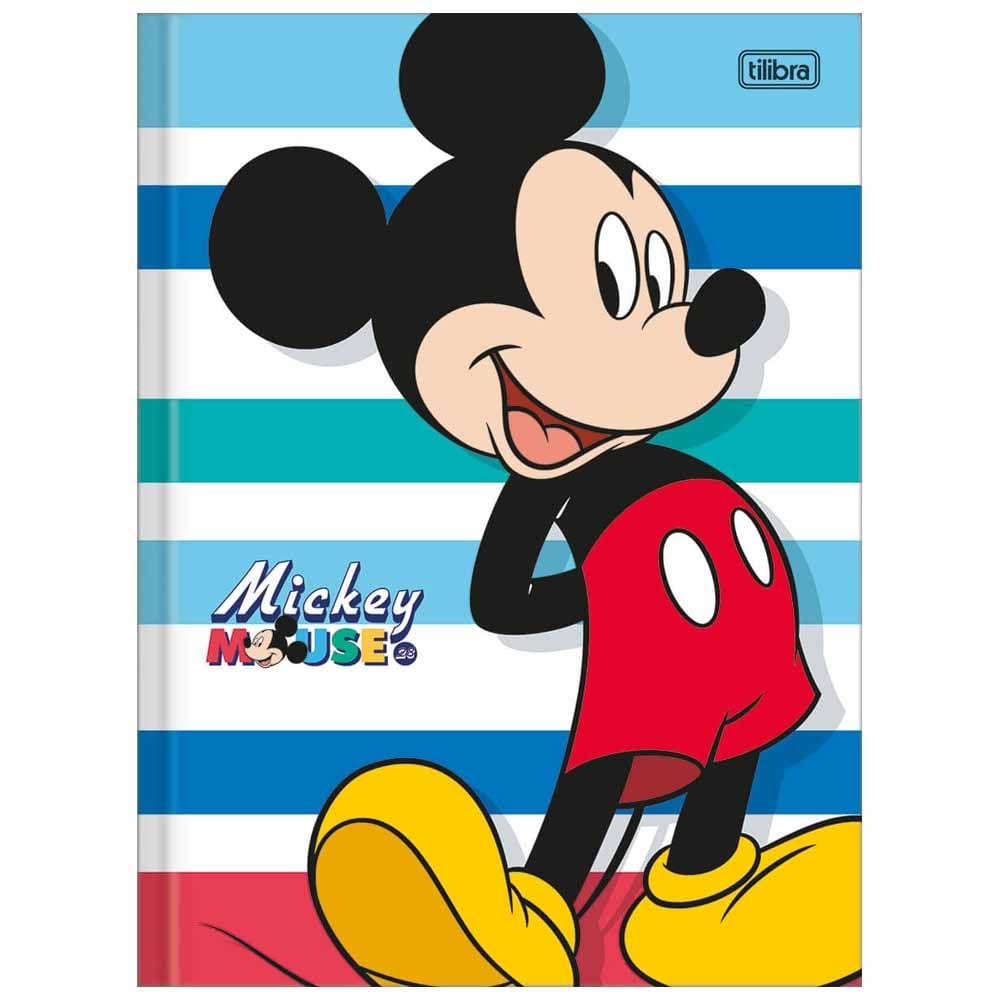 Caderno Brochurão Mickey 96 Folhas Tilibra - costaatacado